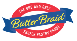 Butter Braid pastries logo