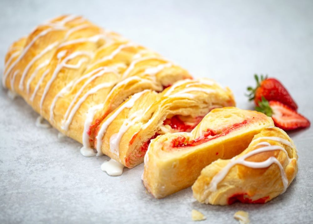Sweet T Fundraising - Butter Braid Pastry